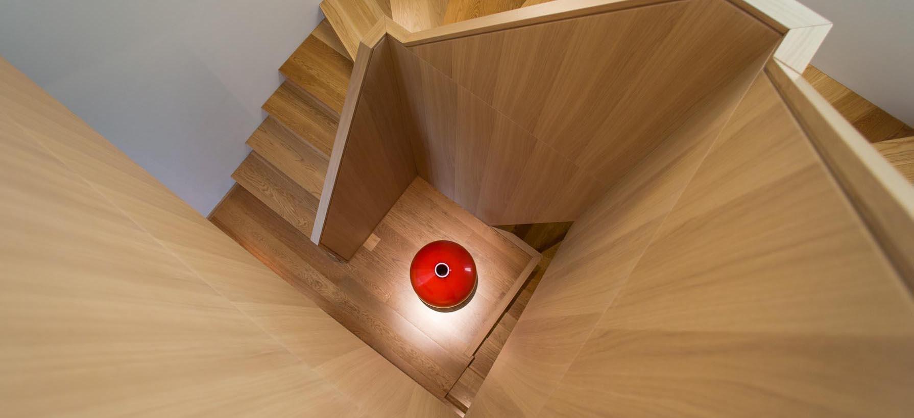 Leseno stopnišče