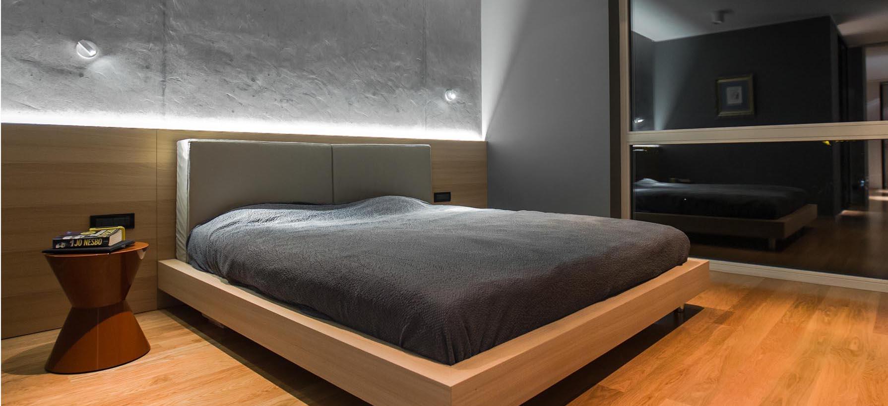 Masivna spalnica