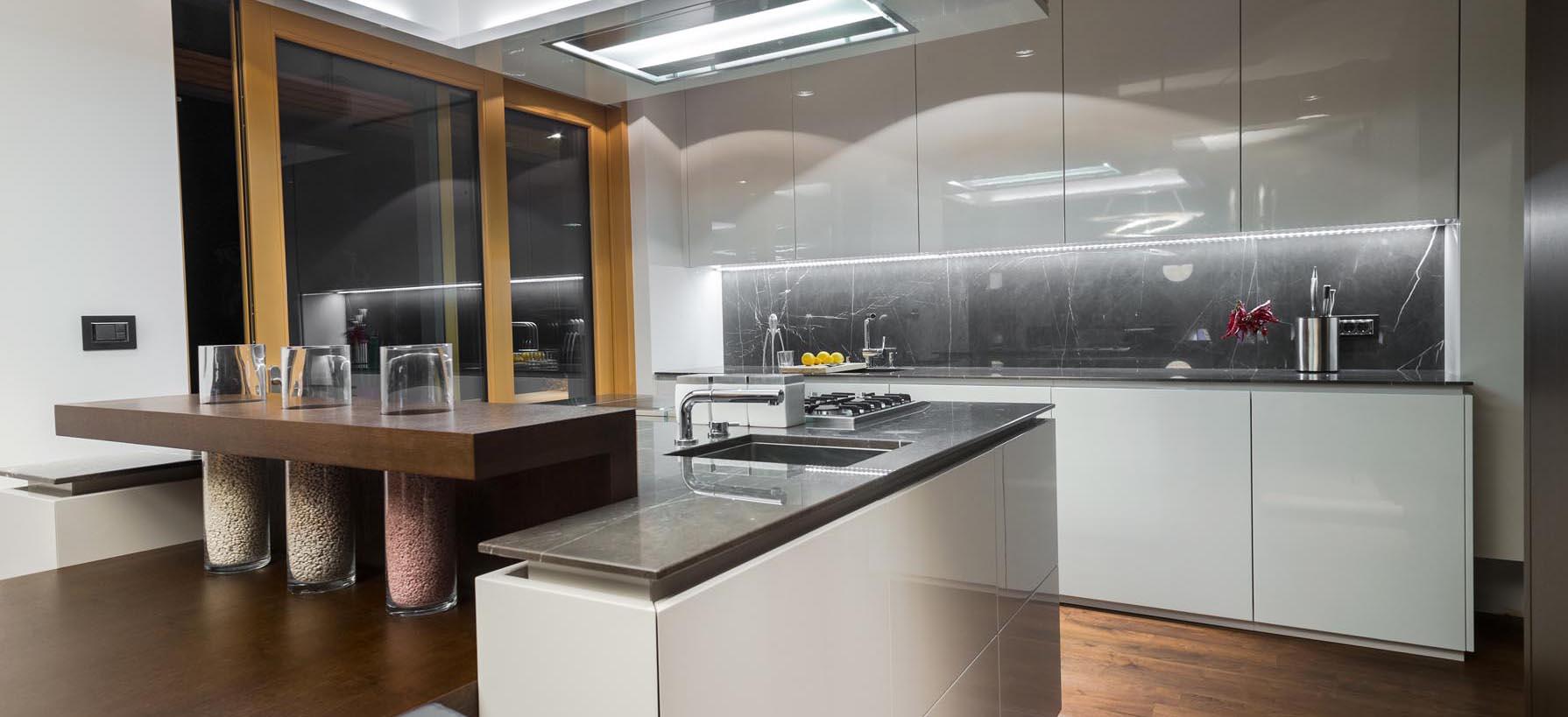 Osvetlitev kuhinje
