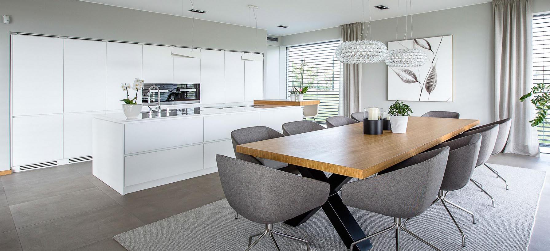 Moderne kuhinjske omarice