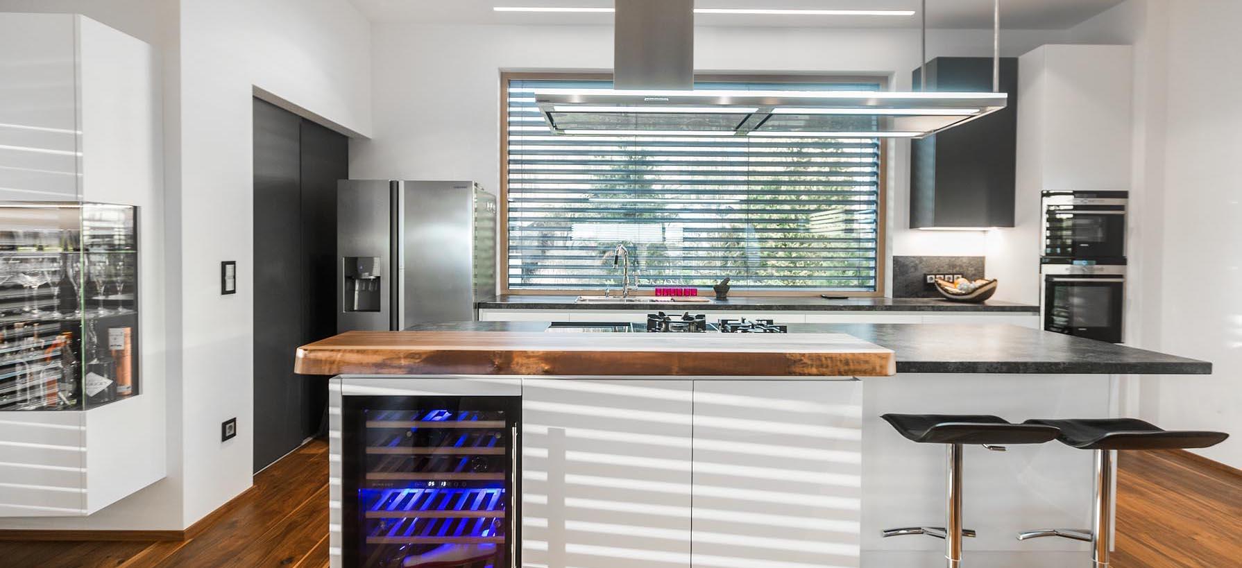 Uporabne površine v kuhinji