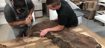 Izdelava pohištva iz lesa